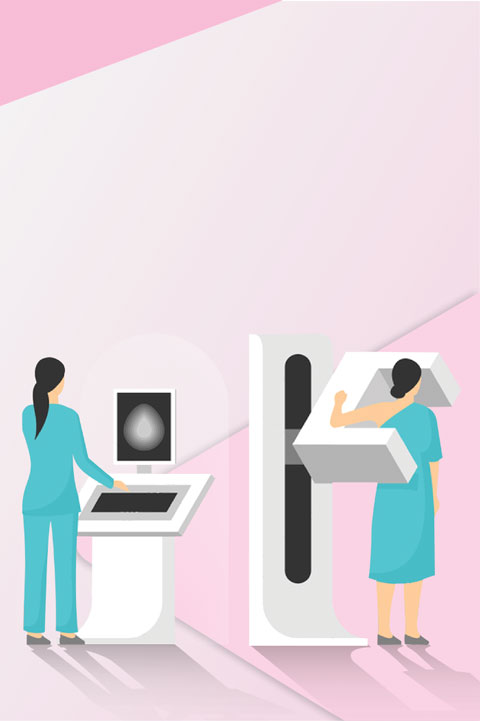 Mammogram Test for Breast Cancer Diagnosis
